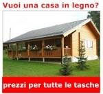 Case di legno tutte le tipologie e le qualit casa di for Case legno romania prezzi