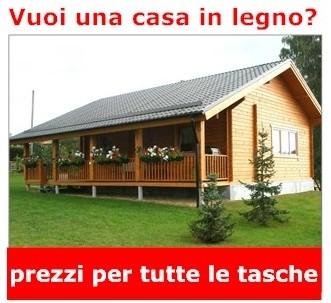 Case di legno tutte le tipologie e le qualit casa di for Case di legno in romania